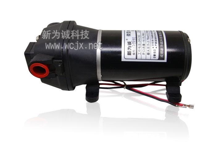 380伏交流抽水泵自动控制电路图